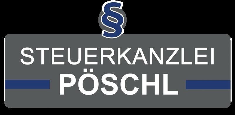 06_Steuerkanzlei Pöschl LOGO